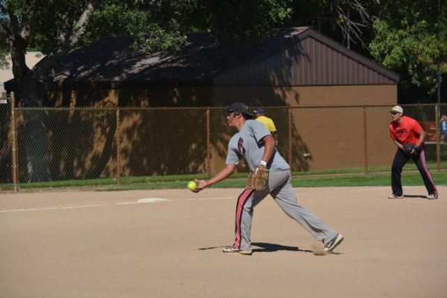 LEGENDS Softball Tournament 2018